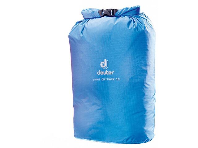 Deuter Light Drypack 15, coolblue